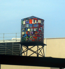 ColorWaterTank