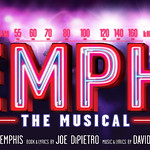 Memphis, The Musical Logo - Memphis, The Musical Arvada Center for the Arts and Humanities  September 9 - 28, 2014