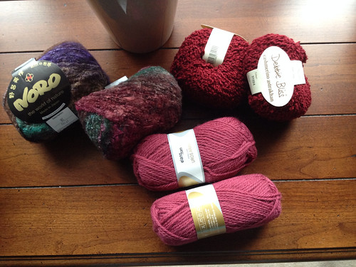 Fall Yearnings In Yarn