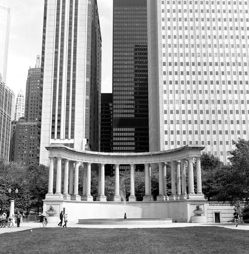 """Image titled """"Millenium Park, Chicago."""""""