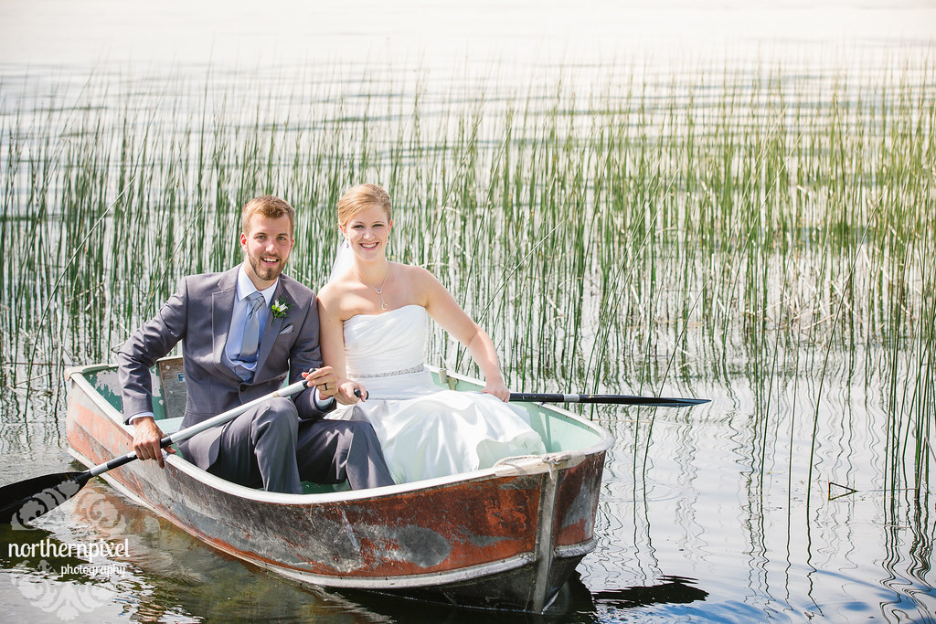Tyhee Lake Wedding Photos - Smithers BC