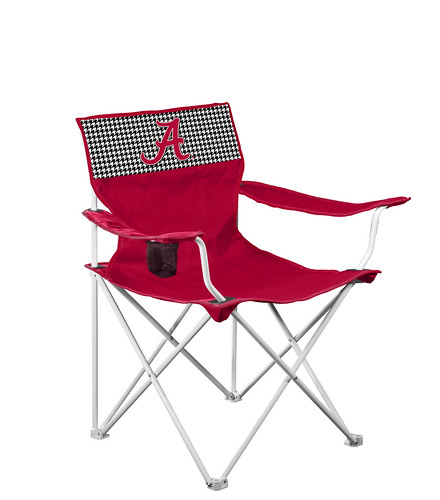 Alabama Crimson Tide Canvas TailGate/Camping Chair