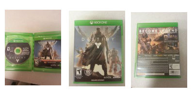 Destiny requires 40GB on Xbox One