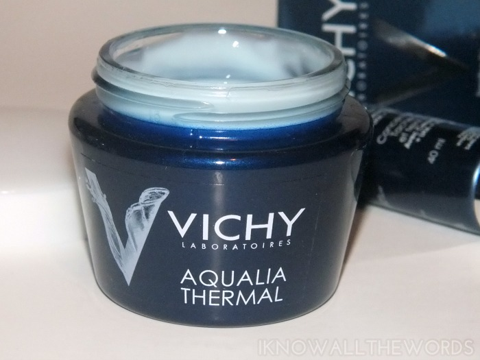 bedtime beauty- Vichy Aqualia Thermal Night Spa (4)