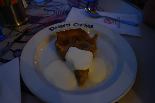 Sugar Pie at Cochon Dingue