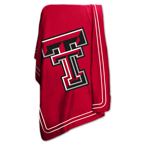 Texas Tech Red Raiders NCAA Classic Fleece Throw