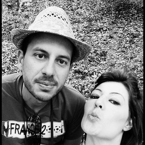 Abruzzo.... #noi#sempreingiro #abruzzo#cascatedelverde#meraviglia #2014# borello#