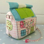 September House Pin Cushion