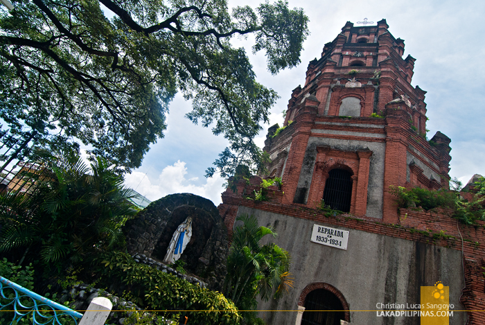 Calasiao Church Belfry
