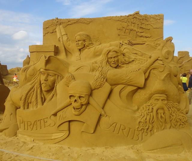 Sculpures sur sable Disney - News Touquet p.1 ! 14956522312_c70dc22235_z