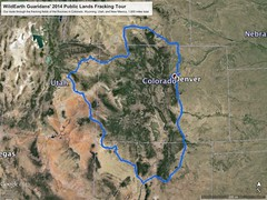 2014 Public Lands Fracking Tour