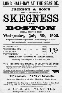 Jacksons Outing to Skegness (1906)