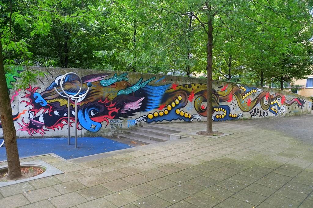 streetart | antwerp-luchtbal. belgium