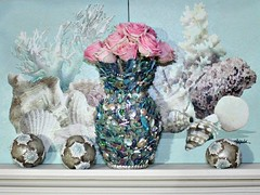 Seashells and Roses