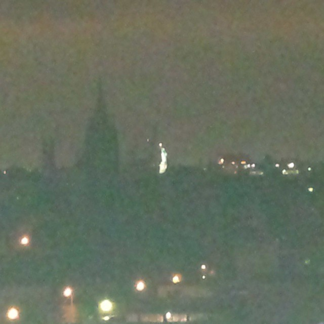 Statue of Liberty from #Brooklyn