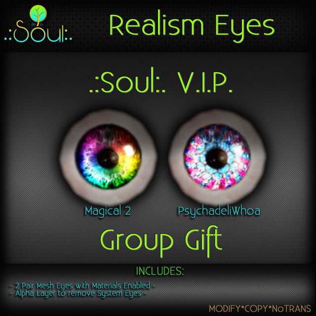 2014 RealismEyes GroupGift