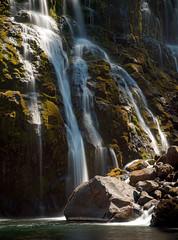 Middle Falls, McCloud River