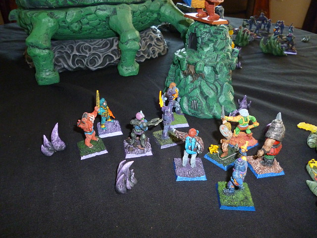 Grenadier Models Masters Of The Universe Paint & Play ...