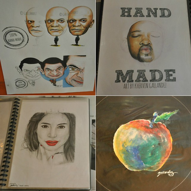 Khervin G. artworks
