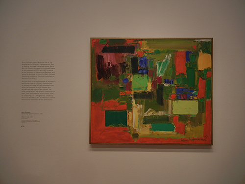 DSCN0395 _ Autumn Gold, 1957, Hans Hofmann, NGA at De Young