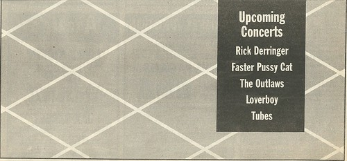 10/28/89 Mirage, Minneapolis, MN (Grand Openeing)(Ad-Bottom)