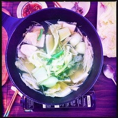 backyard shabu shabu