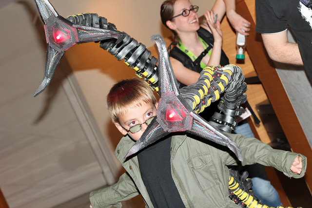 Doctor Octopus Kid Costume