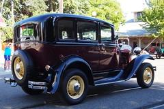 1931 Ford Model A Fordor Sedan '7YTY509' 2