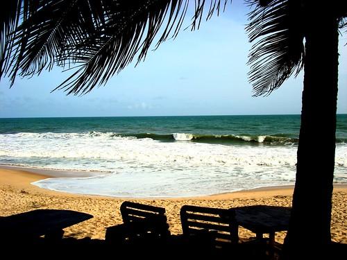 ocean beach atlantic ghana