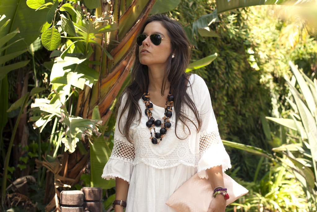 BOHO DRESS & THAI TEA theguestgirl 01