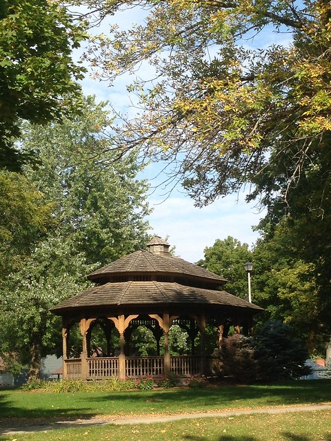 knitting gazebo