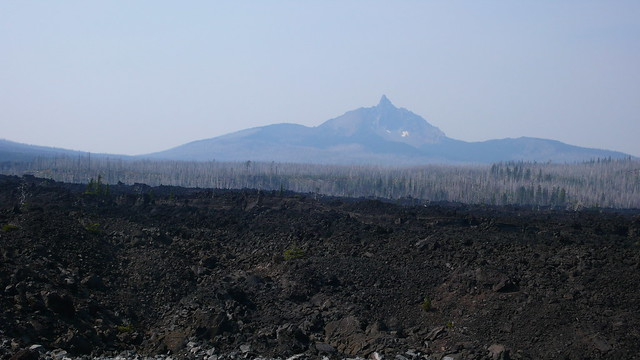 Mt Washington and the Sea of Lava