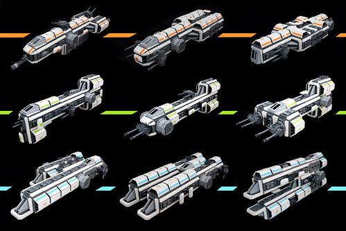 Magellan Modular Starships