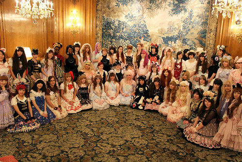 Tea Party Group Picture