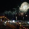 More #fireworks over @edc_lasvegas #vegas #edc #edm