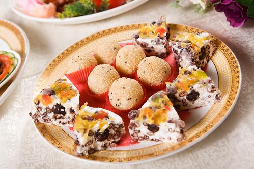 台南商務會館暑假親子同樂好地方-美齡鬆花糕拚芝麻球01