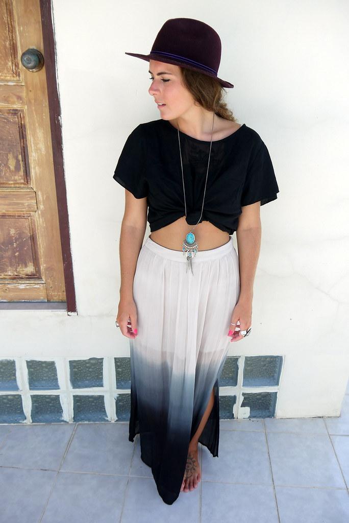 Boho vibes - Kirsty Wears // Style blog