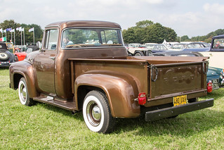 Goodwood Revival 2014 - 1956 Ford F-100 Pick-up (480 UXH)