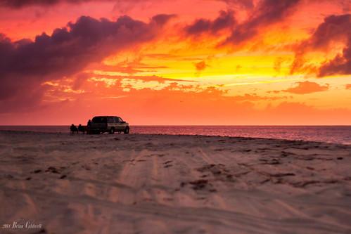 ocean sunset summer beach provincetown capecod herring racepointbeach