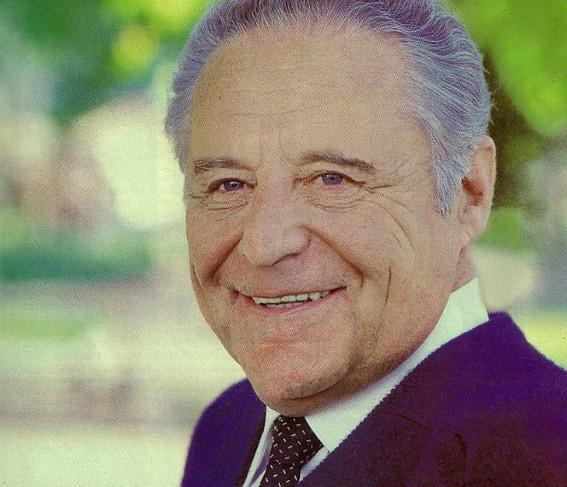 Jean De Gribaldy nel 1984