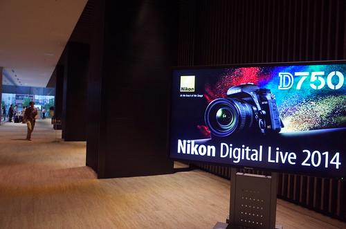 Nikon Digital Live 2014