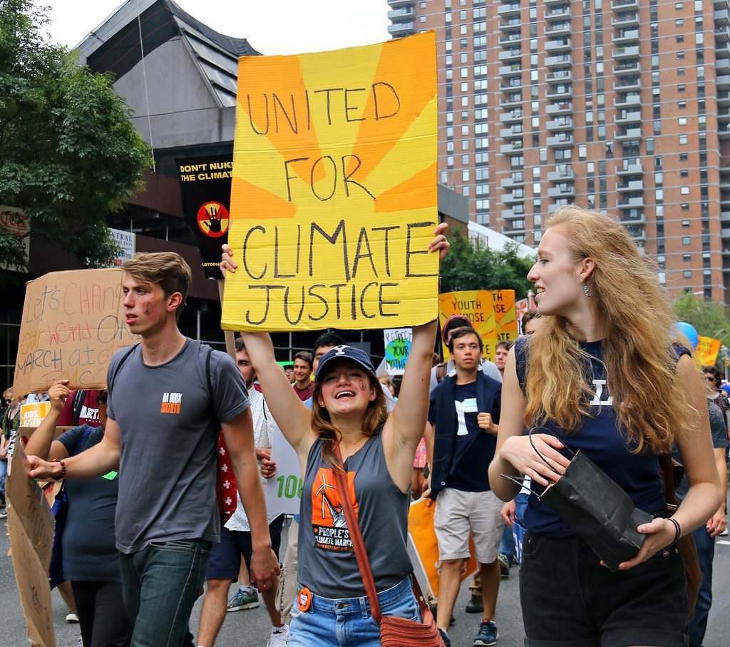People's Climate March NYC