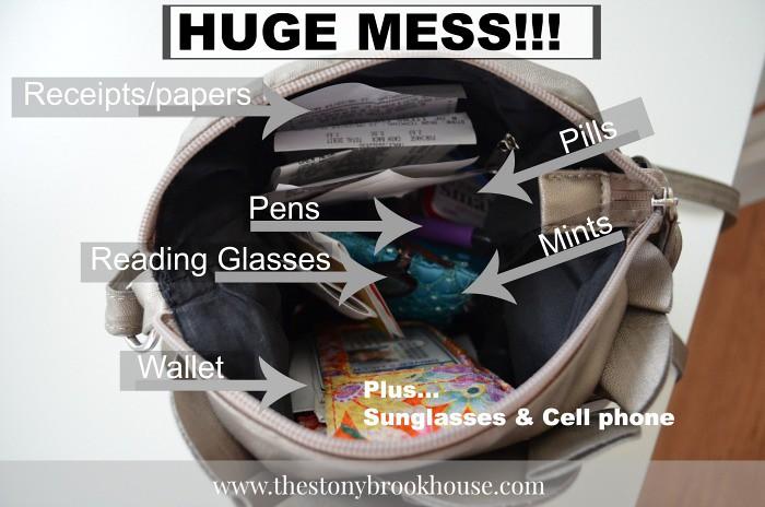 Purse Mess