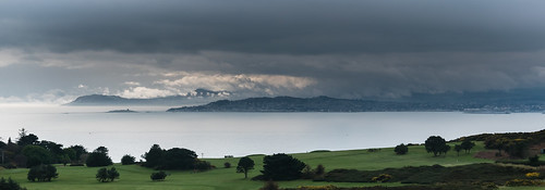 weather dublin bay clouds sky sea water howth landscape seascape outdoor nature travel