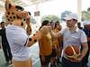 Inaugura gobernador Velasco y titular de Conade el Centro Multideportivo de la Unach