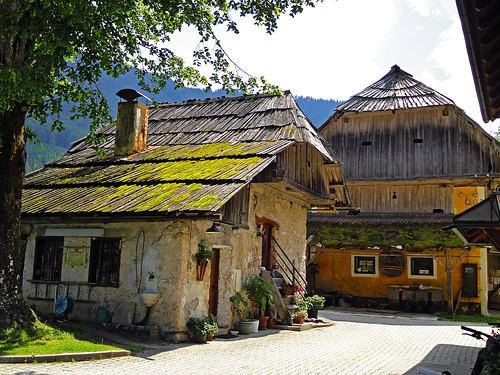 Kroselj hamlet
