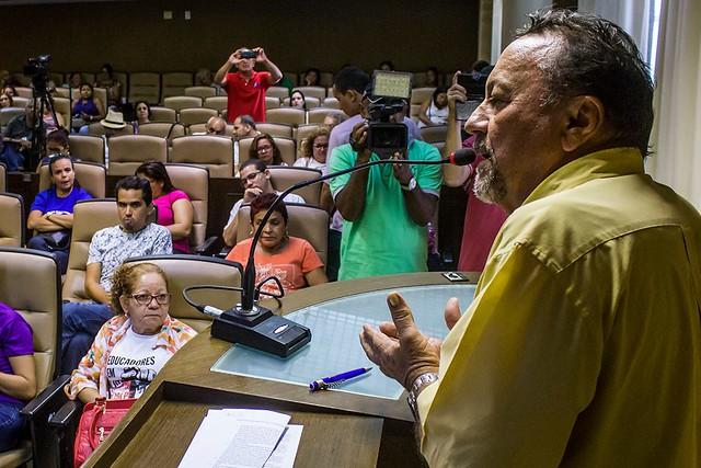 Audiência Pública sobre a Reforma da Previdência no RN