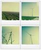 Wind turbines ...