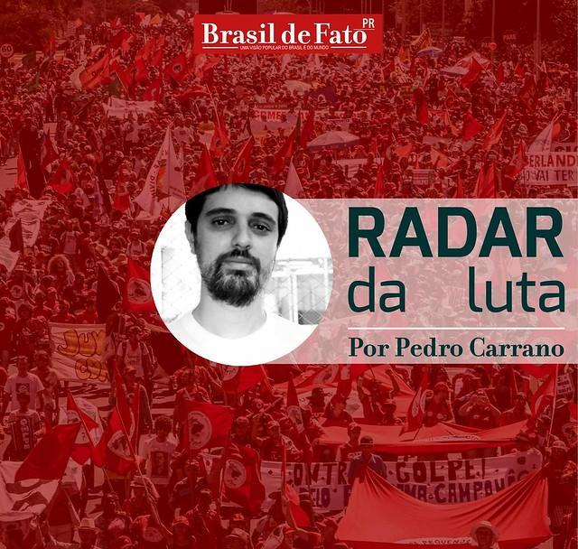 """No dias 24 e 25 de março será realizado o seminário """"30 anos de política de mulheres da CUT Paraná"""" - Créditos: Brasil de Fato PR"""