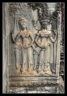 Siem Reap K - Angkor wat relief 02